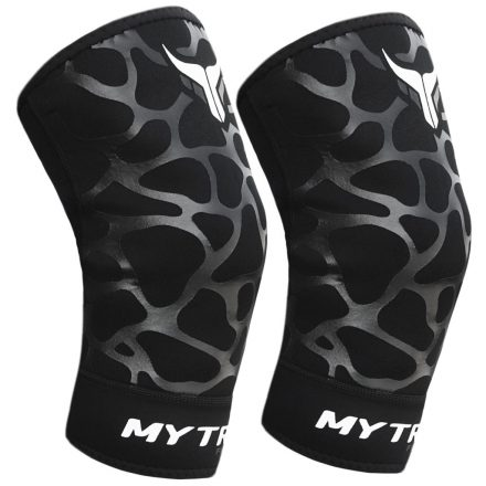 Mytra Fusion Knee Wrap Elasticated Knee Support Knee Bandage for Weightlifting